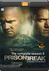 Prison Break The complete season 5