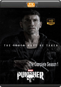 The Punisher Complete Season 1
