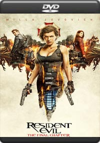 Resident Evil The Final Chapter [7164]