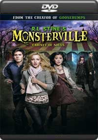 R.L. Stine's Monsterville: The Cabinet of Souls [6591]