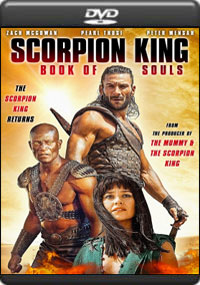 The Scorpion King: Book of Souls [ 7963 ]