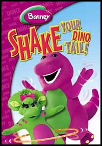 Barney: Shake Your Dino Tail [C-491 ]