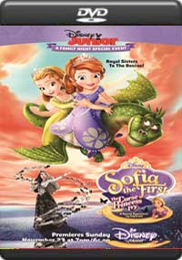 Sofia The First The Curse Of Princess [C-1188]