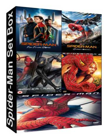 Spider-Man Set Box [ 116,192,576,7409.8288 ]