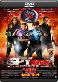 Spy Kids: All the Time in the World in 4D [4683]