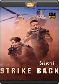 Strike Back Season 7 [ Episode 5,6,7,8 ]