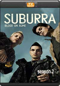 Suburra: Blood on Rome Season 2 [ Episode 1,2,3,4 ]