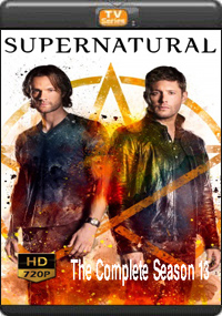 Supernatural The Complete Season 13