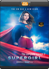 Supergirl The Complete Season 2