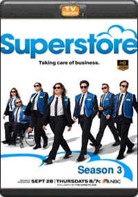 Superstore Season 3 [ Episode 1,2,3,4 ]