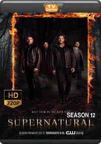 Supernatural Season 12 [Episode 9,10,11,12]