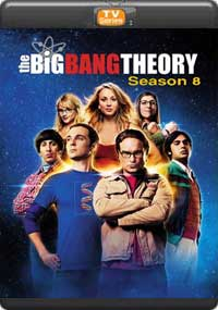 The Big Bang Theory Season 8 [Episode 1.2.3.4]