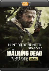 The Walking Dead Season 5 [Episode 5,6,7,8]