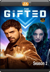 The Gifted Season 2 [ Episode 13,14,15,16 The Final ]