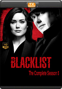 The Blacklist Complete Season 5