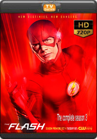 The Flash The Complete Season 3