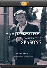 The Mentalist Season 7 [Episode 9,10,11,12+13]