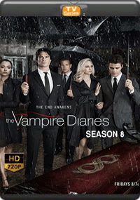 The Vampire Diaries Season 8 [Episode 1,2,3,4]