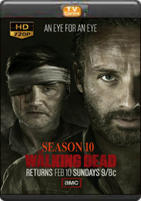 The Walking Dead Season 10 [ Episode 1,2,3,4 ]