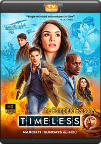 Timeless The Complete Season 2