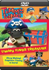 Timmy Time Timmy Finds Treasure [C-907]