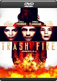 Trash fire [7154]
