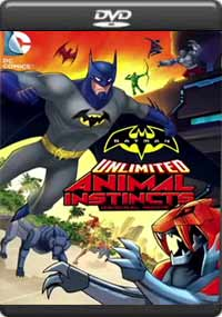 Batman Unlimited Animal Instincts [C-1201]