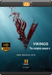 Vikings The Complete Season 4