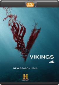 Vikings Season 4 [Episode 5,6,7,8]