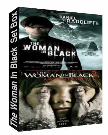 The Woman In Black Set Box [ 4947,6253 ]
