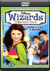 Wizards Of Waverly Place - Season 1 - Vol 1 [3456]