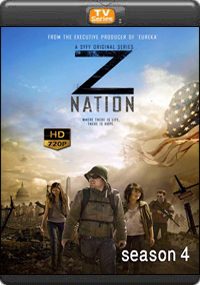Z Nation Season 4 [ Episode 1,2,3,4 ]